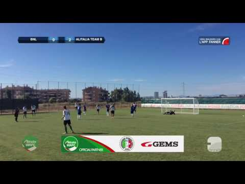 BNL - Alitalia Team B | Alitalia WAFC - Finale | Highlights