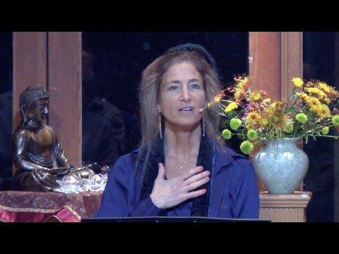 Tara Brach Discusses Awakening through Anger - The U-Turn to Freedom (Part 1)