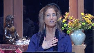 Tara Brach Discusses Awakening through Anger - The U-Turn to Freedom (Part 1)