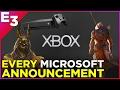 Microsoft's XBOX Press Conference in 6 Minutes @ E3 2017