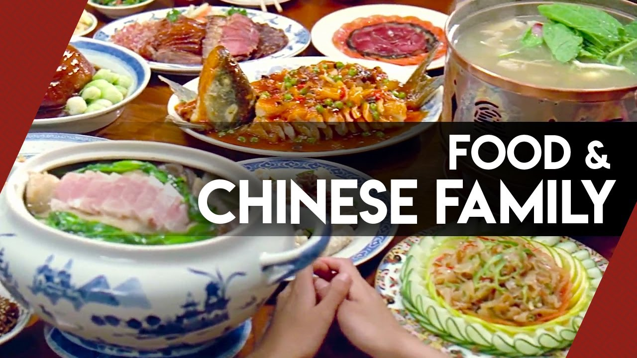 Eat Drink Man Woman: What is a Chinese Family | Video Essay