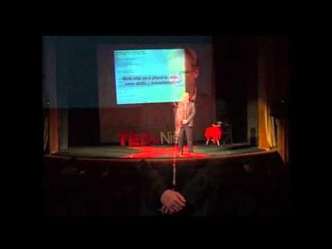 Profesionalna orijentacija: Dragan Varagić at TEDxNis