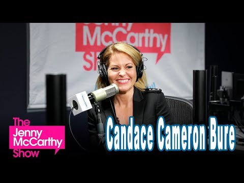 """Jenny McCarthy & Candace Cameron Bure share their stories from """"The View"""""""