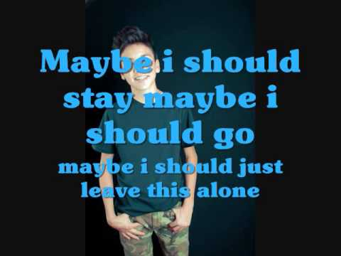 "Daniel Skye ""Maybe"" Lyrics"