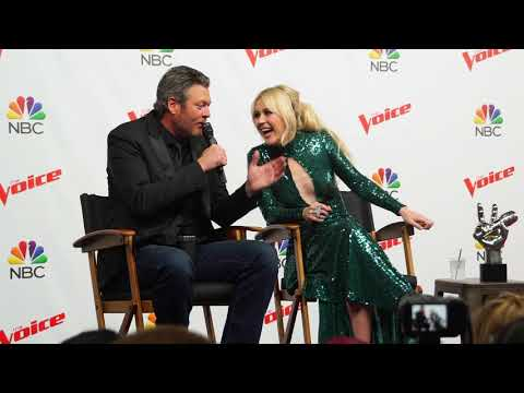 The Voice Finale Press Conference Highlights With Chloe Kohanski & Blake Shelton