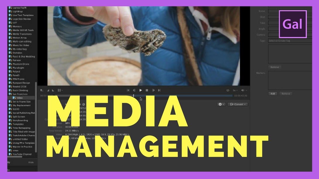 Kyno A Media Management App for Premiere Pro CC & Final Cut X