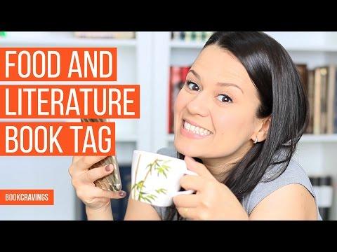 Food and Literature Book Tag (original) | BookCravings
