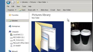 Transfer Photos From Your Samsung SmartPhone To Your PC Via USB