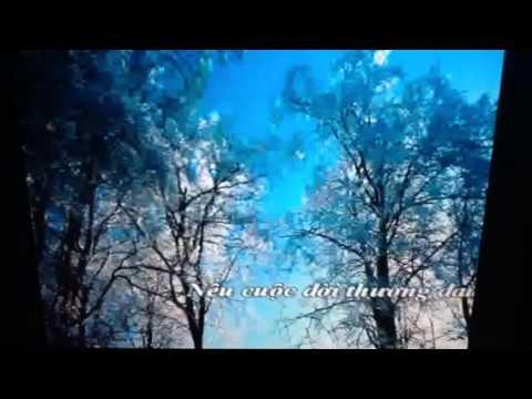 NẾU MỘT LẦN Thánh Ca Karaoke