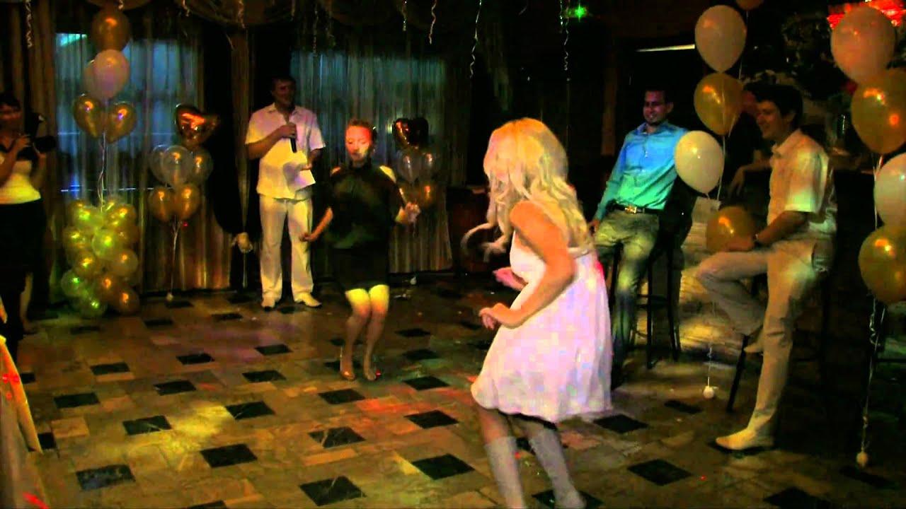 Сексуальные танцы на свадьбе