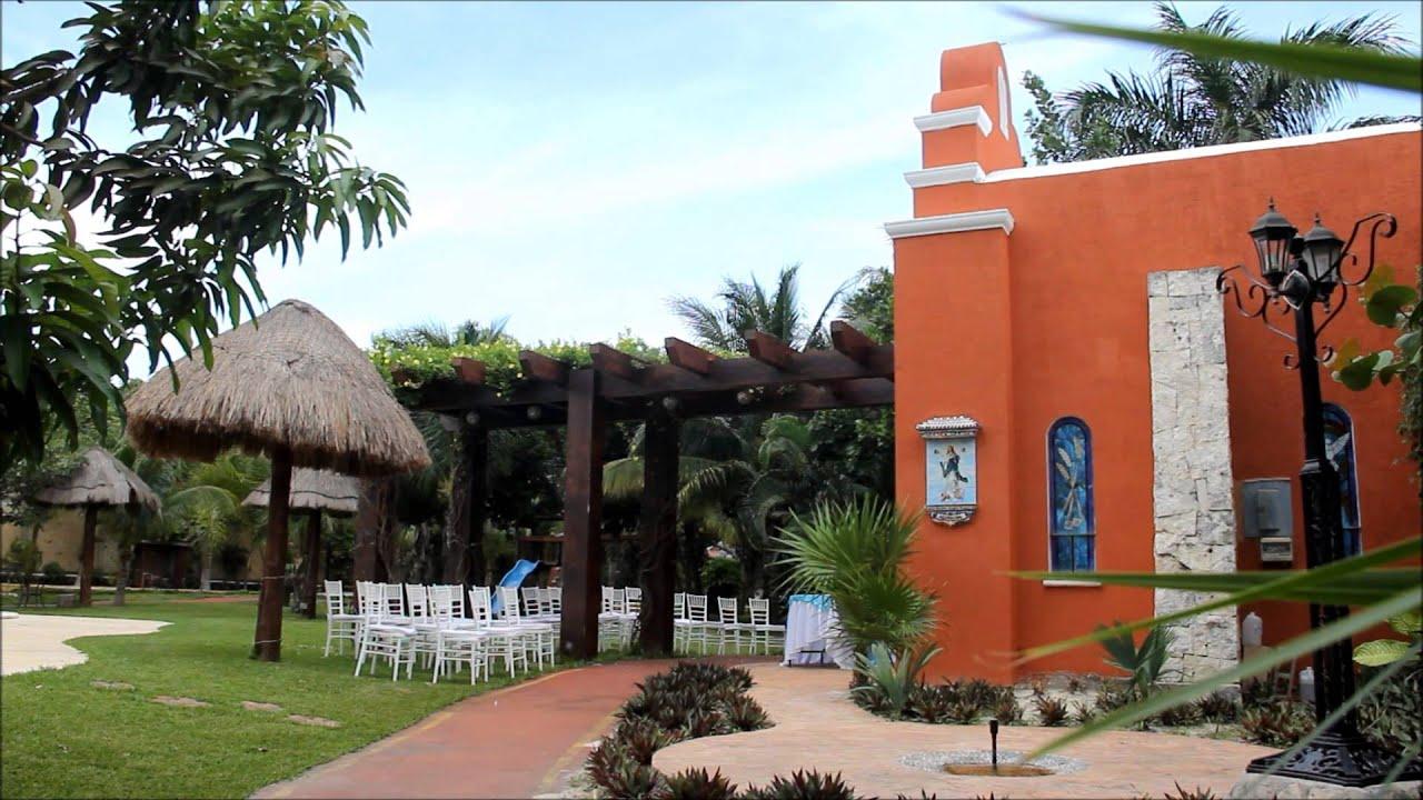 Quinta luna sal n de eventos en canc n youtube for Acuario salon de fiestas