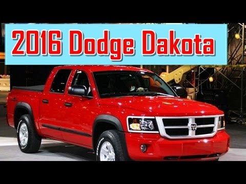 Dodge Dakota 2016 >> 2016 Dodge Dakota Redesign Interior And Exterior