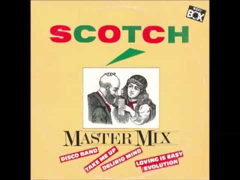 [BB8030] Scotch - Master Mix (Swedish Mix, 1985) Beat Box 12