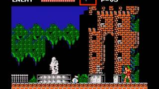 Castlevania - Secret 1 - User video
