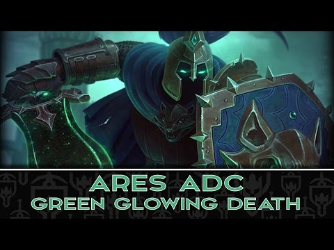 ARES ADC: THERE IS NO WAY THIS WILL WORK - Incon - Smite