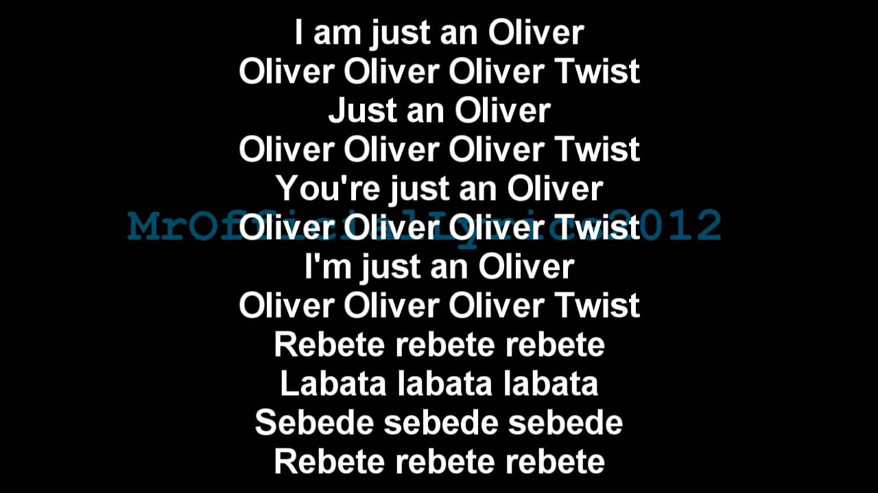 oliver twist as an opinion on Nancy - from oliver twist - is a villain who ultimately redeems herself and she is the twenty third in the telegraph pick of the best charles dickens characters.