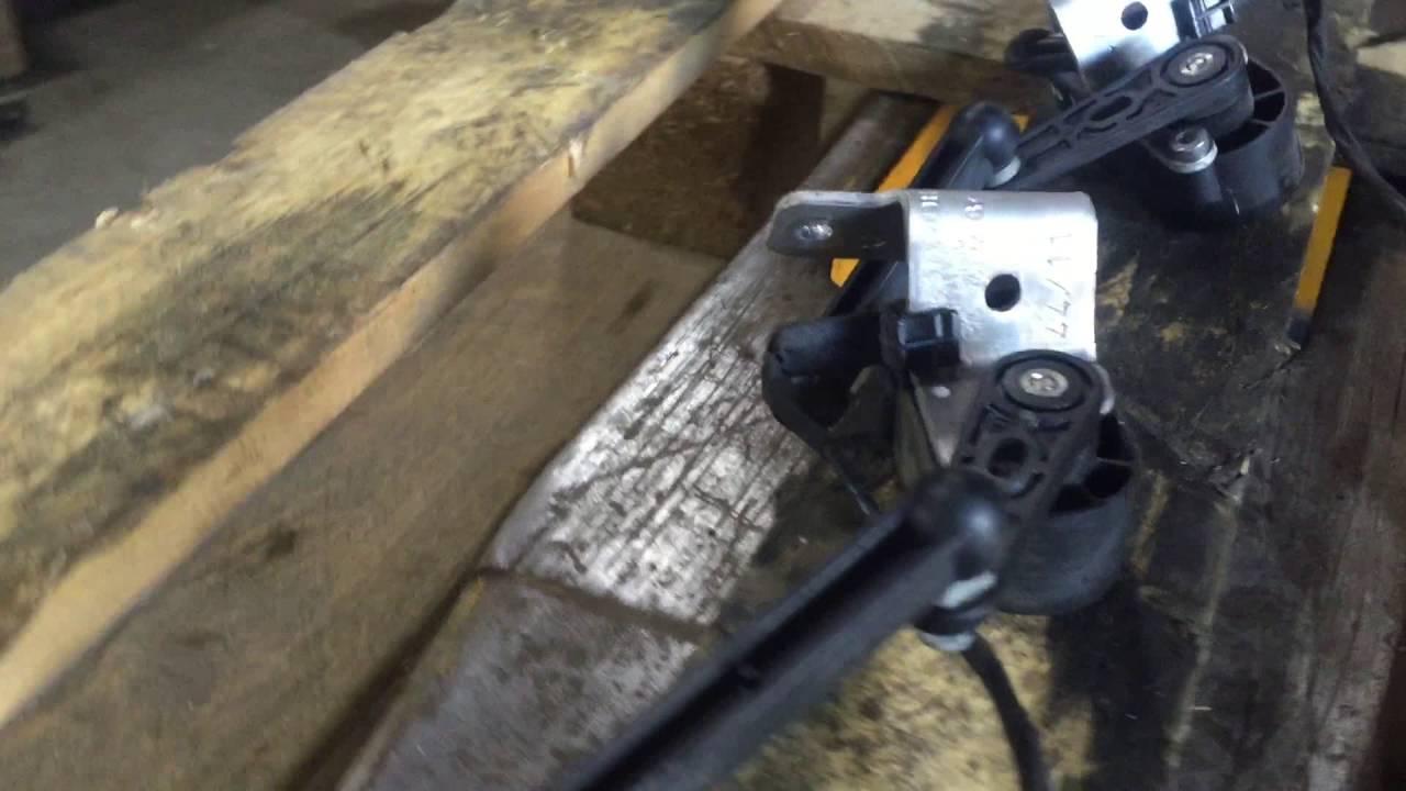 Кузовной ремонт БМВ 5 Е 39 боковой удар - YouTube