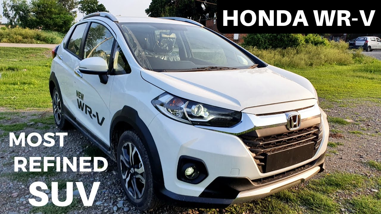 2020 Honda WRV Facelift Petrol FULL Detailed Review | New Features, Interior, Mileage | WRV BS6 2020