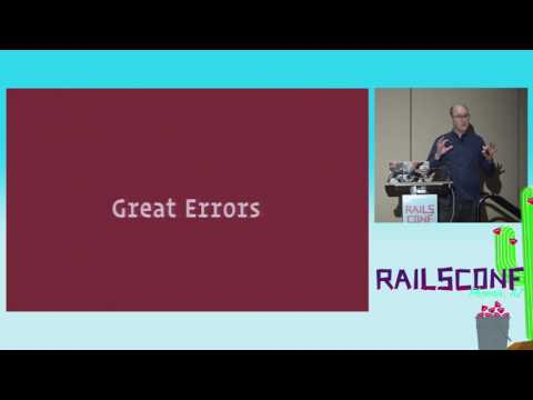 RailsConf 2017: Developer Happiness on the Front End with Elm by Kevin Yank