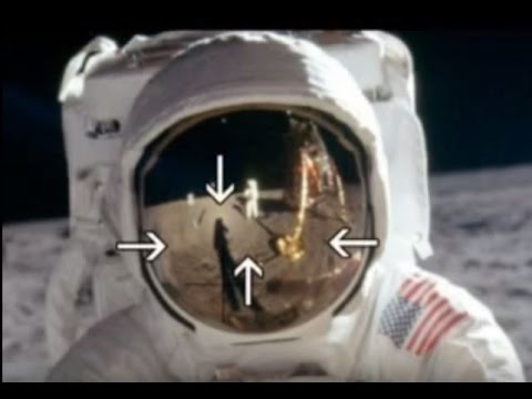 Fake Moon Landing Evidence - Pics about space