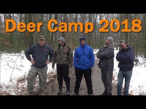 PA Deer Camp 2018