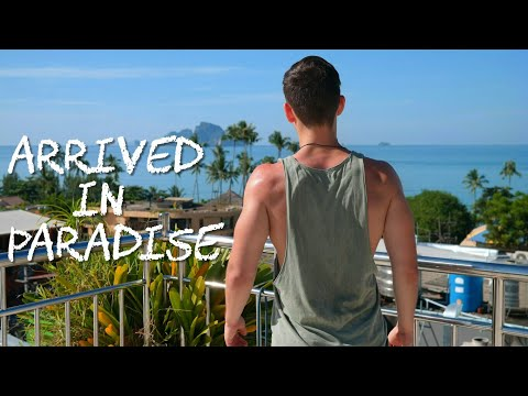 How Cheap is Thailand ? First Impression / Travel to Ao Nang,Thailand 2017