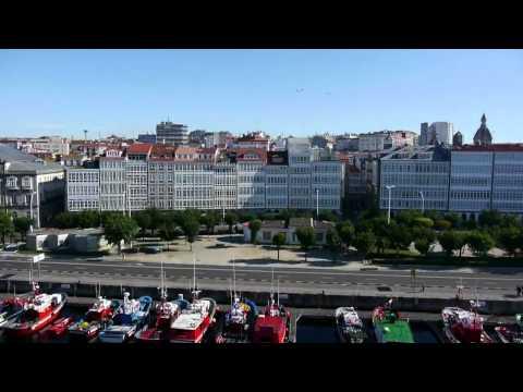 A Coruña, puerta de Galicia
