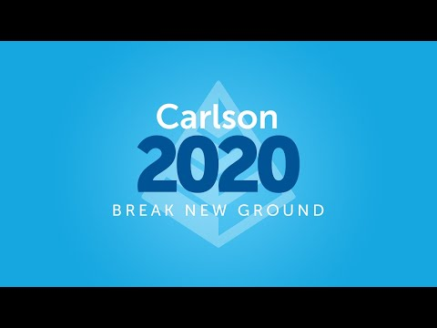 Overview of Carlson 2020 | #CarlsonSurvey #CarlsonCivil #CarlsonMining