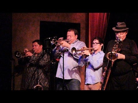 "Josh Shpak with Tower of Power | 1/7/2014 | ""What Is Hip"" 