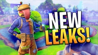 'NEW' ALL LEAKED UPCOMING SKINS, BACK BLINGS ET PLUS! - Fortnite: Bataille Royale