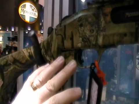 Mossberg Turkey THUG Shotguns: Turkey Hunting Shotguns