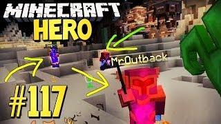 3 vs 1 ACTION PUR - Minecraft HERO #117