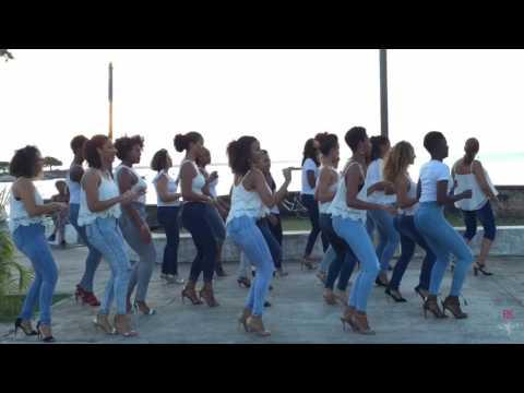 Flashmob lady Styling by Kiz'Amazon sur le