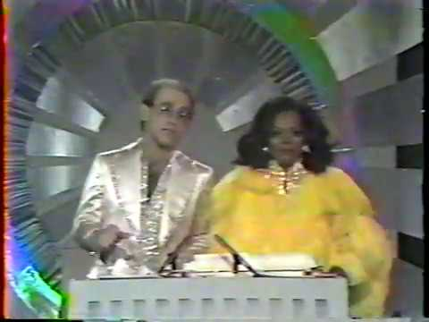 Diana Ross & Elton John  Rock Music Awards 1975 Part 1