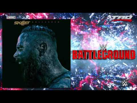 """WWE: Battleground 2016 - """"Feel Invincible"""" - Official Theme Song"""