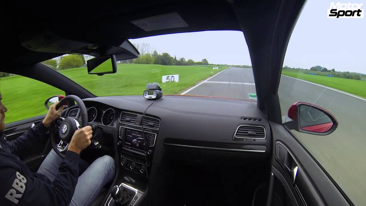 Magny-Cours Club Lap Time : VW Golf VII GTI Performance (Motorsport)