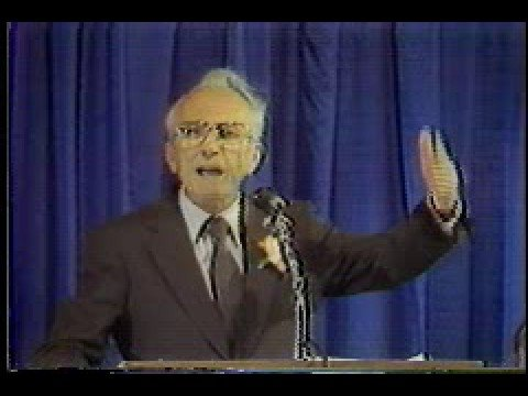 Tommy Douglas on Future of Medicare (1983)