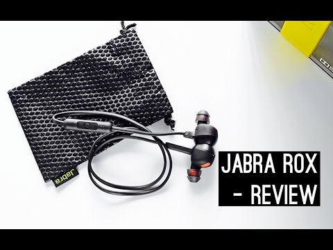Jabra Rox Wireless Bluetooth Earbuds Review