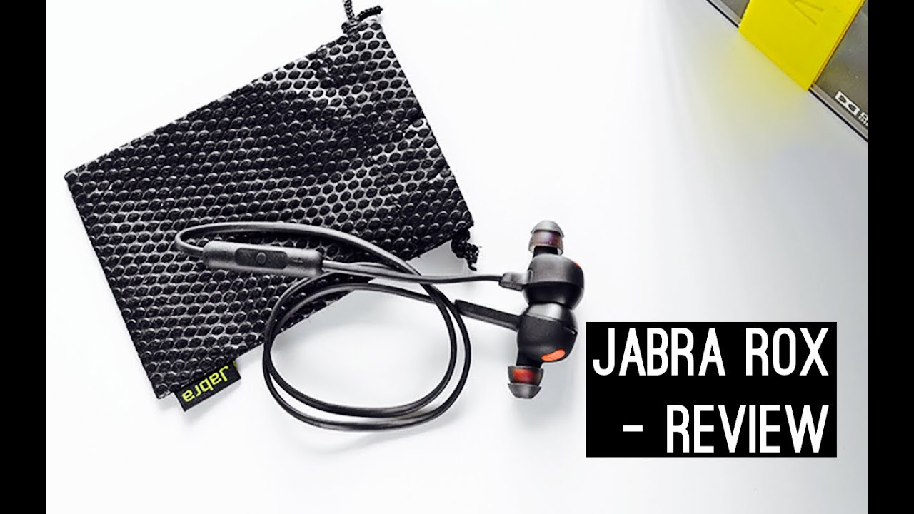 jabra rox wireless bluetooth earbuds review youtube. Black Bedroom Furniture Sets. Home Design Ideas
