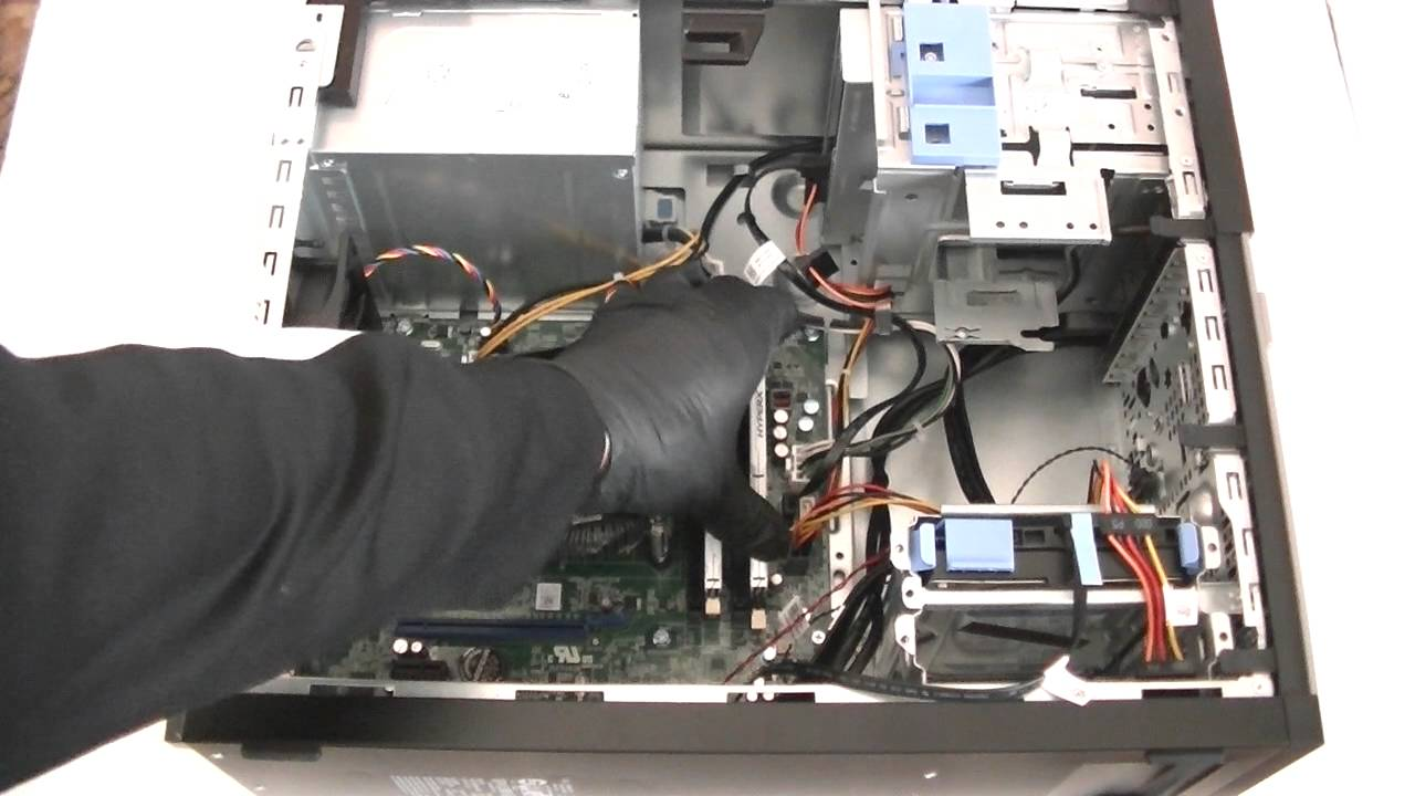 Dell Optiplex 7020 Upgrade Video Card, RAM, Hard Drive Install Replace  Change