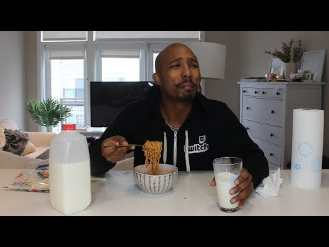 WHY OMNI WILL DIE (SPICY NOODLE CHALLENGE)