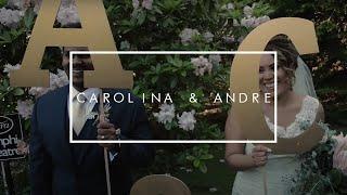 Andre & Carolina's Wedding