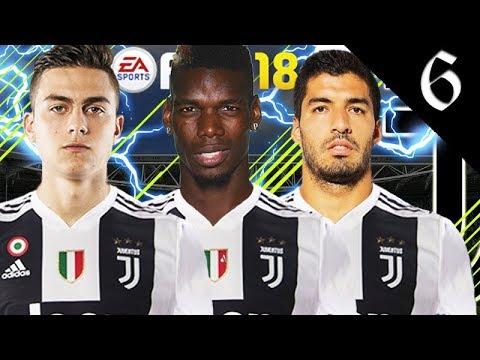 SERIE A TITLE WINNERS??? FIFA 18: JUVENTUS CAREER MODE #6