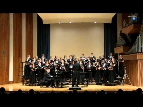 Penn State Concert Choir: Brahms' Liebeslieder Walzer Op.52