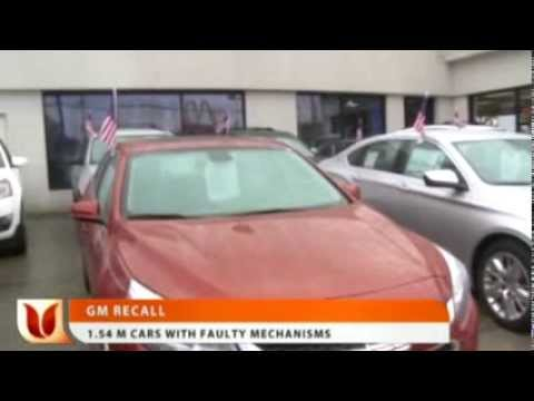 1.54 Million Cars Under Nationwide Recall