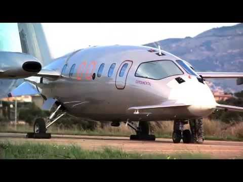 Piaggio Aerospace P.1HH first flight