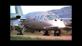 piaggio aerospace p 1hh first flight