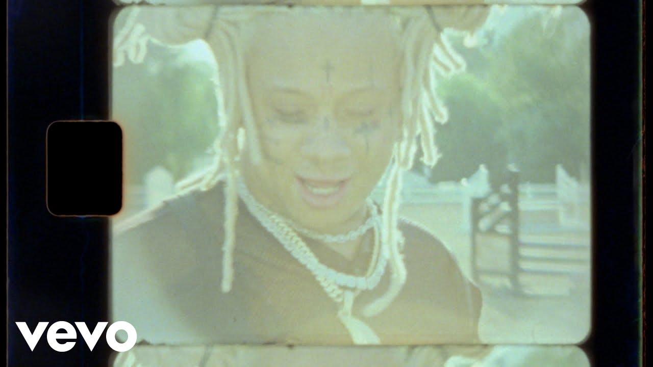Trippie Redd - Moonlight (Lyric Video) chords | Guitaa.com