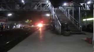 Sparking HWH WAP-7 With Devastating Black Diamond Superfast Express Tears Past Konnagar