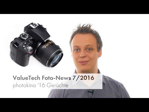 Foto-News: Photokina 2016 Gerüchte-Special & steigende Kamerapreise!